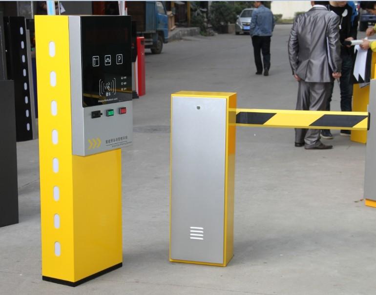 停车场系统设备车牌识别的优点